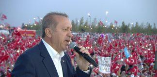 AL YENİKAPI Şiir Güneş Yakartepe Milyonlar Yenikapı Demokrasi Ve Şehitler Mitinginde Buluştu