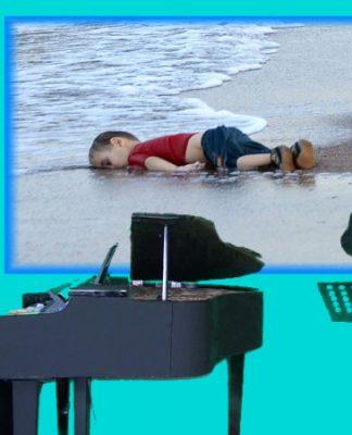 Son Bestem AYLANIN ÇIĞLIĞI Söz Ve Müzik Piyanist Güneş Yakartepe Suriyeli Aylana Bebeke Bestem