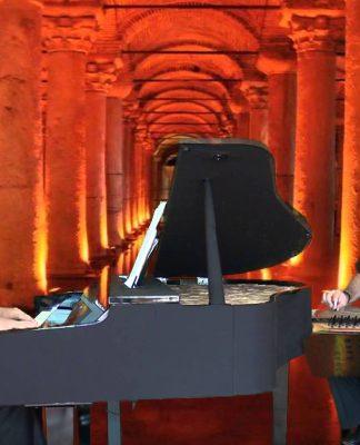Senfonik Çok Sesli Beyati Peşrev Bestekar: Seyfettin Osmanoglu (Son Osmanlı Şehzadesi) Çoksesli Düzenleme: Genç Piyanist Güneş Yakartepe Senfoni Müzik Senfonisi Son Piyano ve Kanun Düeti.